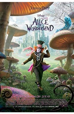 Alice in Wonderland Colleen Atwood
