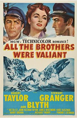 All the Brothers Were Valiant George J. Folsey