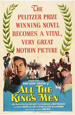 All the King's Men Broderick Crawford