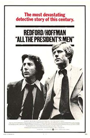 All the President's Men Jason Robards