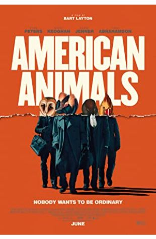 American Animals Bart Layton