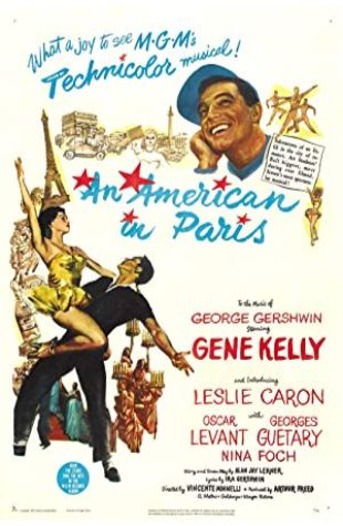 An American in Paris Johnny Green