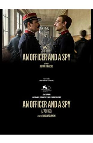 An Officer and a Spy Roman Polanski