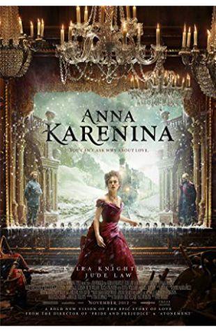 Anna Karenina Jacqueline Durran