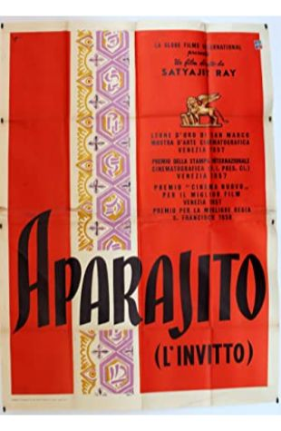 Aparajito Satyajit Ray