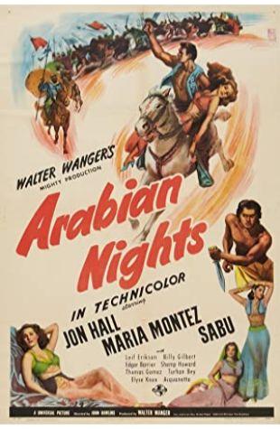 Arabian Nights Milton R. Krasner