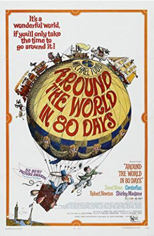Around the World in 80 Days Gene Ruggiero