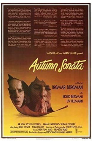 Autumn Sonata Ingmar Bergman