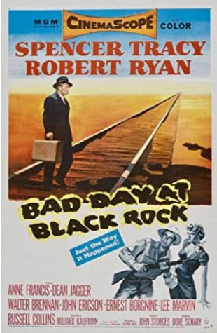 Bad Day at Black Rock Spencer Tracy