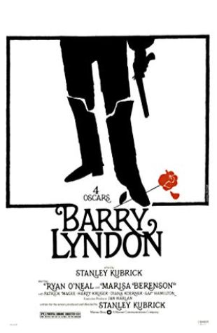 Barry Lyndon Stanley Kubrick