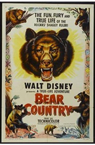 Bear Country Walt Disney