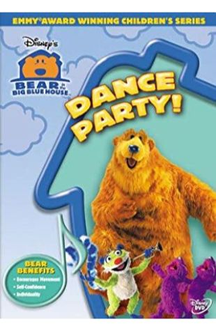 Bear in the Big Blue House Mitchell Kriegman