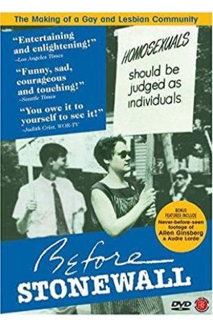 Before Stonewall Greta Schiller