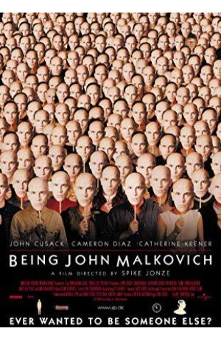Being John Malkovich Charlie Kaufman