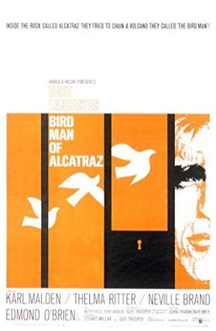 Birdman of Alcatraz Burt Lancaster