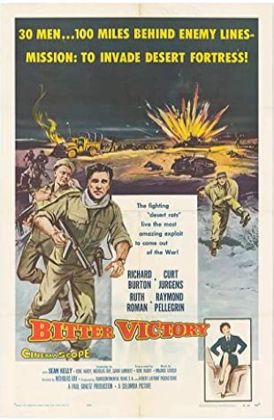 Bitter Victory Nicholas Ray