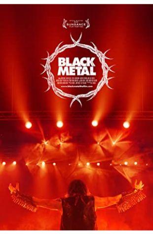 Black Metal Kat Candler