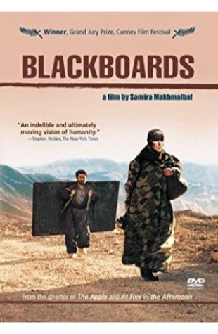 Blackboards Samira Makhmalbaf