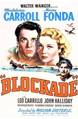Blockade John Howard Lawson