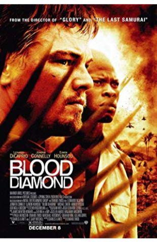 Blood Diamond Djimon Hounsou