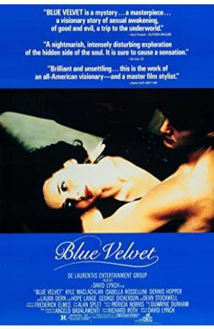 Blue Velvet David Lynch