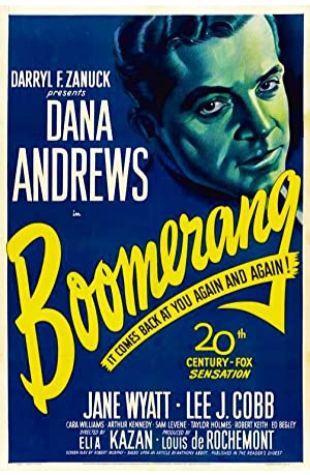 Boomerang! Elia Kazan