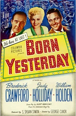 Born Yesterday Judy Holliday