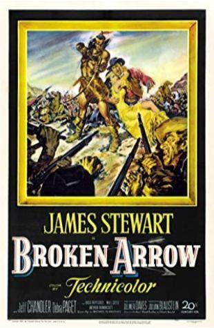 Broken Arrow Jeff Chandler