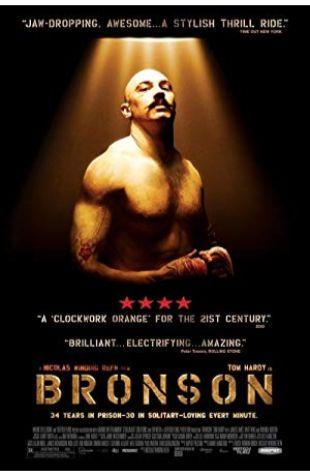 Bronson Tom Hardy