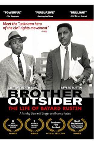 Brother Outsider: The Life of Bayard Rustin Nancy D. Kates
