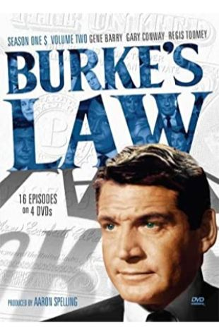 Burke's Law Gene Barry
