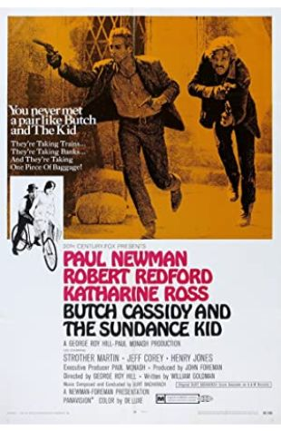 Butch Cassidy and the Sundance Kid Burt Bacharach