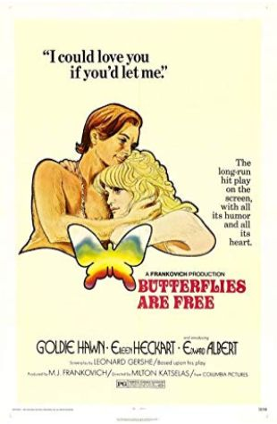 Butterflies Are Free Eileen Heckart