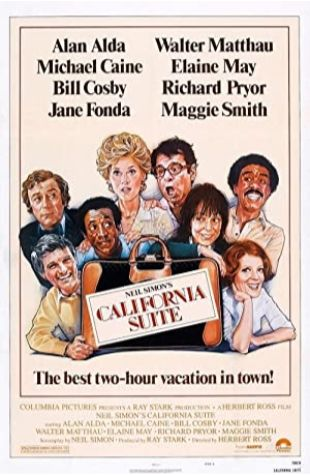 California Suite Maggie Smith