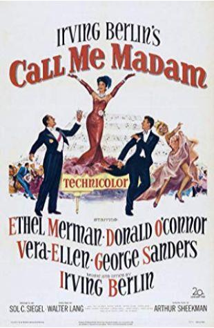 Call Me Madam Alfred Newman