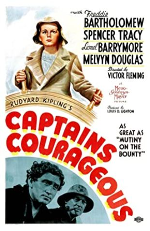 Captains Courageous Spencer Tracy