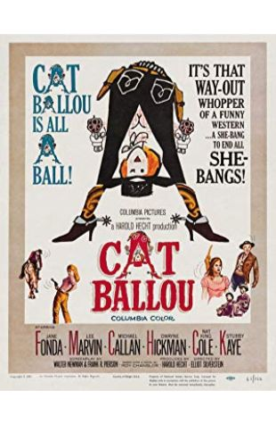 Cat Ballou Lee Marvin