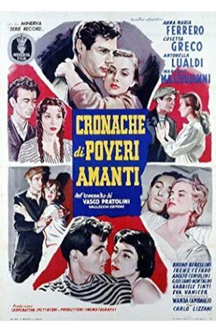 Chronicle of Poor Lovers Carlo Lizzani