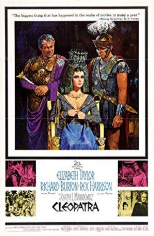 Cleopatra Leon Shamroy