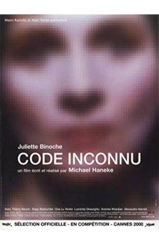 Code Unknown Michael Haneke