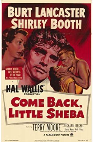 Come Back, Little Sheba Shirley Booth