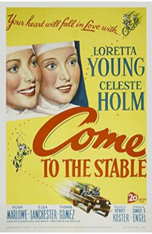 Come to the Stable Clare Boothe Luce