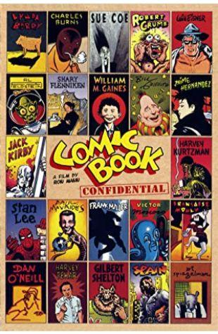 Comic Book Confidential Ron Mann