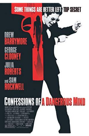 Confessions of a Dangerous Mind Sam Rockwell
