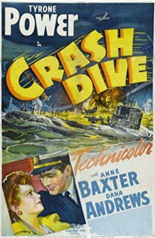 Crash Dive Fred Sersen