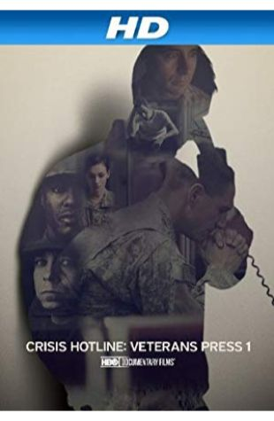 Crisis Hotline: Veterans Press 1 Ellen Goosenberg Kent