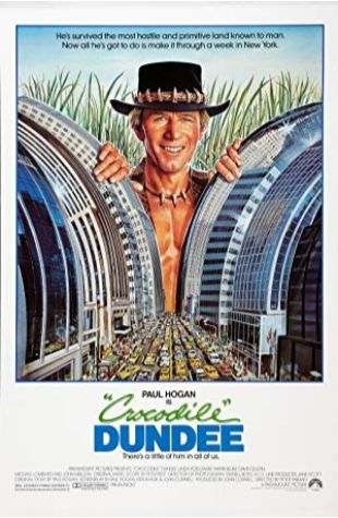 Crocodile Dundee Paul Hogan