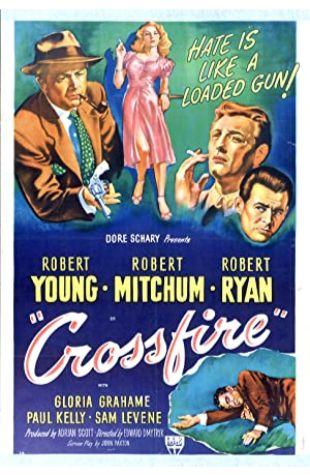 Crossfire Robert Ryan