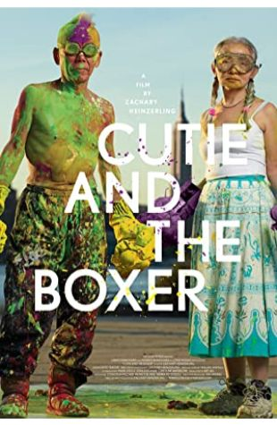 Cutie and the Boxer Zachary Heinzerling