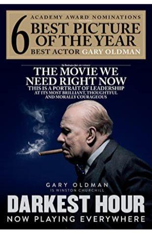 Darkest Hour Gary Oldman